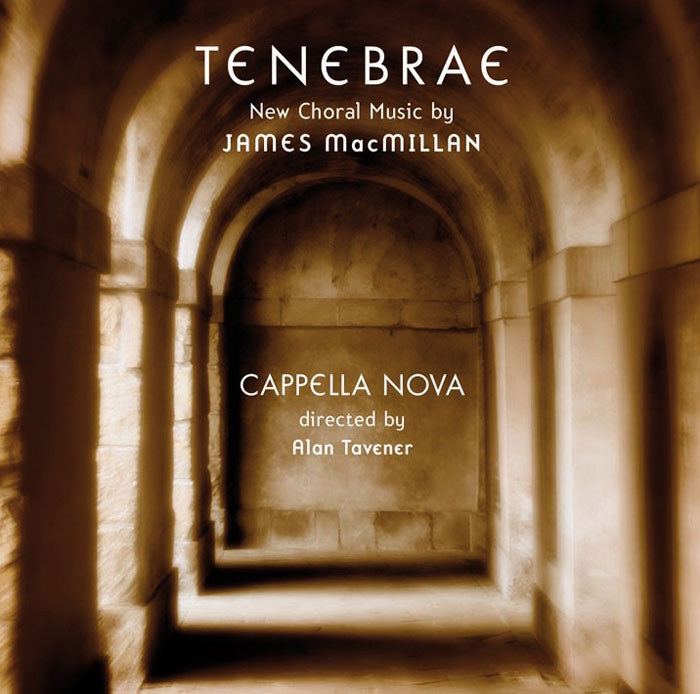Tenebrae - world premiere recordings